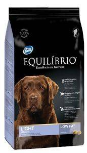 ΤΡΟΦΗ ΣΚΥΛΟΥ EQUILIBRIO ADULT LIGHT ALL BREEDS 2KG