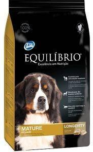 ΤΡΟΦΗ ΣΚΥΛΟΥ EQUILIBRIO MATURE ALL BREEDS 15KG pet shop σκυλοσ ξηρη τροφη senior ανω των 6 ετων