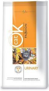 ΤΡΟΦΗ ΓΑΤΑΣ OK PASSION CAT ADULT URINARY ΚΟΤΟΠΟΥΛΟ ΚΑΙ ΓΑΛΟΠΟΥΛΑ 12.5KG pet shop γατα ξηρη τροφη adult 1 7 ετη