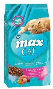 ΤΡΟΦΗ ΓΑΤΑΣ MAX CAT ADULT SIX SABORES 6 FLAVOURS 20KG