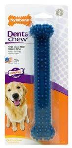 ΚΟΚΚΑΛΟ NYLABONE DENTAL CHEW ΓΙΑ ΜΙΚΡΟΣΩΜΑ ΣΚΥΛΙΑ ΜΠΛΕ pet shop σκυλοσ κοκκαλα λιχουδιεσ οδοντικα sticks