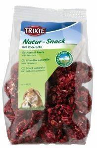 ΣΝΑΚ TRIXIE NATURAL ΜΠΑΛΕΣ ΜΕ ΠΑΤΖΑΡΙ 140GR pet shop τρωκτικο συμπληρωματα snacs snacks