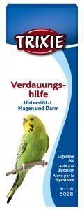 ΣΥΜΠΛΡΩΜΑ ΔΙΑΤΡΟΦΗΣ ΠΟΥΛΙΩΝ TRIXIE ΓΙΑ ΤΟ ΠΕΠΤΙΚΟ ΣΥΣΤΗΜΑ 15ML pet shop πτηνο τροφεσ συμπληρωματα διατροφησ
