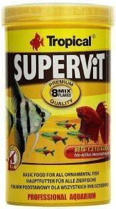 ΤΡΟΦΗ ΨΑΡΙΩΝ TROPICAL SUPERVIT CHIPS 100ML pet shop ψαρι τροφεσ τροφη ψαριου