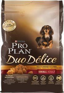 ΤΡΟΦΗ PURINA PRO PLAN DUO DELICE SMALL - MINI ADULT DOG ΚΟΤΟΠΟΥΛΟ - ΡΥΖΙ 2.5KG pet shop σκυλοσ ξηρη τροφη adult 2 6 ετων