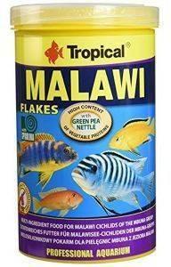 ΤΡΟΦΗ ΨΑΡΙΩΝ TROPICAL MALAWI 250ML pet shop ψαρι τροφεσ τροφη ψαριου