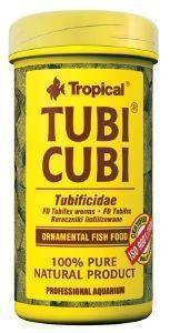 ΤΡΟΦΗ TROPICAL TUBI CUBI 150ML pet shop ψαρι τροφεσ τροφη ψαριου