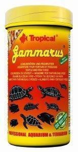 ΤΡΟΦΗ TROPICAL GAMMARUS 500ML pet shop ερπετο τροφεσ χελωνεσ