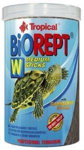 ΤΡΟΦΗ ΓΙΑ ΧΕΛΩΝΕΣ TROPICAL BIOREPT W 250ML pet shop ερπετο τροφεσ χελωνεσ