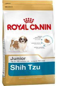 ΤΡΟΦΗ ΣΚΥΛΟΥ ROYAL CANIN SHIH TZU JUNIOR 1.5KG