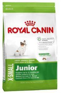 ΤΡΟΦΗ ΣΚΥΛΟΥ ROYAL CANIN XSMALL JUNIOR 1.5KG