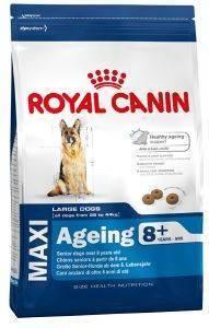 ΤΡΟΦΗ ΣΚΥΛΟΥ ROYAL CANIN MAXI AGEING 8+ SENIOR 15KG pet shop σκυλοσ ξηρη τροφη senior ανω των 6 ετων