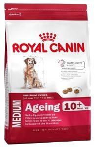 ΤΡΟΦΗ ΣΚΥΛΟΥ ROYAL CANIN MEDIUM AGEING +10 SENIOR 3KG pet shop σκυλοσ ξηρη τροφη senior ανω των 6 ετων