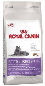 ΤΡΟΦΗ ΓΑΤΑΣ ROYAL CANIN STERILISED +7 SENIOR 1.5KG pet shop γατα ξηρη τροφη senior ανω των 7 ετων