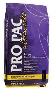 ΤΡΟΦΗ ΓΙΑ ΣΚΥΛΟ PRO PAC PUPPY CHICKEN BROWN RICE 12KG pet shop σκυλοσ ξηρη τροφη puppy εωσ 2 ετων
