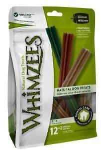 ΟΔΟΝΤΙΚΑ STICKS WHIMZEES STIX 14ΤΜΧ (M) pet shop σκυλοσ κοκκαλα λιχουδιεσ οδοντικα sticks