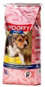 ΤΡΟΦΗ ΣΚΥΛΟΥ WOOFFY PUPPY 18KG pet shop σκυλοσ ξηρη τροφη puppy εωσ 2 ετων