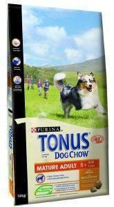 ΤΡΟΦΗ ΣΚΥΛΟΥ TONUS MATURE ADULT ΜΕ ΚΟΤΟΠΟΥΛΟ 14KG pet shop σκυλοσ ξηρη τροφη senior ανω των 6 ετων