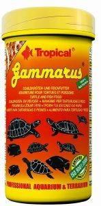 ΤΡΟΦΗ TROPICAL GAMMARUS 1000ML pet shop ερπετο τροφεσ χελωνεσ
