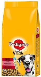 ΤΡΟΦΗ PEDIGREE ADULT LARGE ΜΕ ΒΟΔΙΝΟ - ΡΥΖΙ 15KG pet shop σκυλοσ ξηρη τροφη adult 2 6 ετων