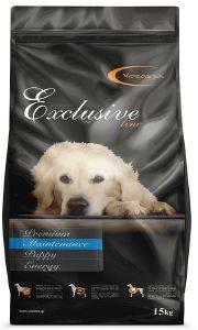 ΤΡΟΦΗ ΣΚΥΛΟΥ VIOZOIS EXCLUSIVE LINE MAINTENANCE ΚΟΤΟΠΟΥΛΟ 15KG pet shop σκυλοσ ξηρη τροφη senior ανω των 6 ετων