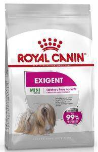 ΤΡΟΦΗ ΣΚΥΛΟΥ ROYAL CANIN MINI EXIGENT 1KG