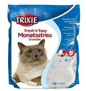 ΑΜΜΟΣ ΓΑΤΑΣ TRIXIE FRESH AND EASY 5L pet shop γατα αμμοσ κρυσταλλικεσ