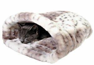 ΦΩΛΙΑ ΓΑΤΩΝ TRIXIE LEILA 46X33X27CM pet shop γατα στρωματα κρεβατια φωλιεσ