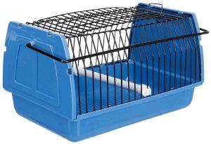 ΚΛΟΥΒΙ ΜΕΤΑΦΟΡΑΣ TRIXIE TRANSPORT BOXES 22X15X15CM pet shop πτηνο εξοπλισμοσ κλουβιου κλουβι μεταφορασ