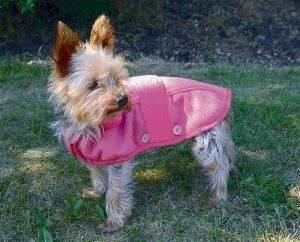 ΠΑΛΤΟ TRIXIE TCOAT LILLES 40CM ΡΟΖ pet shop σκυλοσ ενδυση παλτο