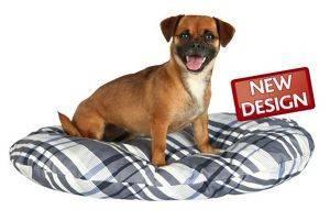 ΜΑΞΙΛΑΡΙ TRIXIE JERRY ΜΠΕΖ 70X45X8CM pet shop σκυλοσ στρωματα κρεβατια στρωματα
