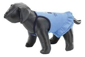 ΦΟΡΕΜΑ NOBBY ΣΚΥΛΟΥ TOO CUTE ΜΠΛΕ 35 CM pet shop σκυλοσ ενδυση φορεματα