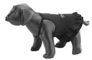 ΦΟΡΕΜΑ NOBBY ΣΚΥΛΟΥ TOO CUTE ΜΑΥΡΟ 35 CM pet shop σκυλοσ ενδυση φορεματα
