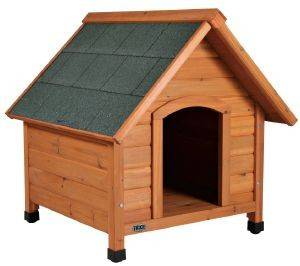 ΣΠΙΤΙ ΣΚΥΛΟΥ TRIXIE ΞΥΛΙΝΟ 71Χ77Χ76CM pet shop σκυλοσ σπιτακια σκυλοσ σπιτακια
