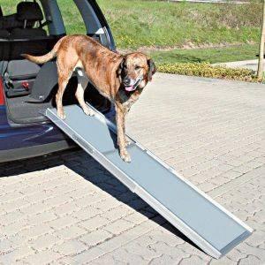 ΡΑΜΠΑ TRIXIE PETWALK pet shop σκυλοσ ασφαλεια διαφορα