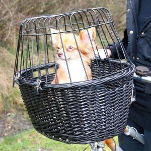 ΚΑΛΑΘΙ TRIXIE ΠΟΔΗΛΑΤΟΥ ΜΕ ΜΑΞΙΛΑΡΙ 50Χ41Χ35CM pet shop σκυλοσ ειδη μεταφορασ καλαθια ποδηλατου