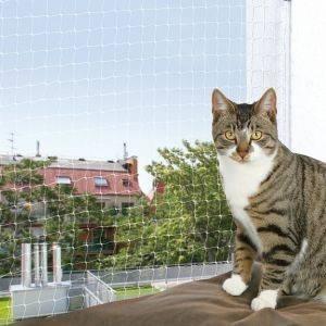 ΔΙΧΤΥ ΠΡΟΣΤΑΣΙΑΣ TRIXIE ΔΙΑΦΑΝΕΣ (4 Χ 3 Μ) pet shop γατα υγιεινη ασφαλεια προστατευτικα πλεγματα