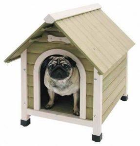 ΣΚΥΛΟΣΠΙΤΟ ΦΥΣΙΚΟΥ ΞΥΛΟΥ - CIVETTA 1 JAVA pet shop σκυλοσ σπιτακια σκυλοσ σπιτακια
