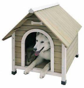 ΣΚΥΛΟΣΠΙΤΟ ΦΥΣΙΚΟΥ ΞΥΛΟΥ - CIVETTA 2 JAVA pet shop σκυλοσ σπιτακια σκυλοσ σπιτακια