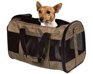 ΤΣΑΝΤΑ TRIXIE ΜΕΤΑΦΟΡΑΣ ΣΚΥΛΟΥ MALINDA pet shop σκυλοσ ειδη μεταφορασ τσαντεσ μεταφορασ