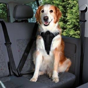 ΖΩΝΗ ΑΣΦΑΛΕΙΑΣ TRIXIE ΣΚΥΛΟΥ L pet shop σκυλοσ ασφαλεια ζωνη ασφαλειασ