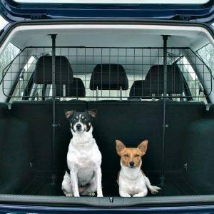 ΔΙΑΧΩΡΙΣΤΙΚΟ TRIXIE ΑΥΤΟΚΙΝΗΤΟΥ 125-140CM pet shop σκυλοσ ασφαλεια προστατευτικα πλεγματα