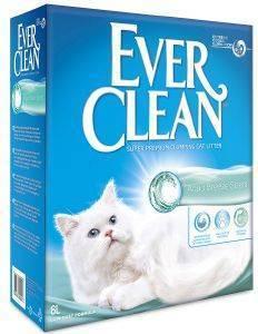 ΑΜΜΟΣ EVER CLEAN AQUA BREEZE 6L pet shop γατα αμμοσ συγκολλητικεσ