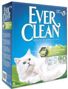 ΑΜΜΟΣ EVER CLEAN EC EXTRA STRONG CLUMPING SCENTED ΑΡΩΜΑΤΙΚΗ 6L pet shop γατα αμμοσ συγκολλητικεσ
