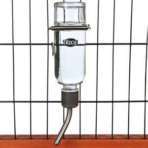 ΠΟΤΙΣΤΡΑ TRIXIE GLASS WATER BOTTLE 500ML pet shop τρωκτικο εξοπλισμοσ κλουβιου ποτιστρεσ