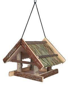 ΤΑΪΣΤΡΑ TRIXIE NATURAL LIVING (25 X 25 X 25 CM) pet shop πτηνο εξοπλισμοσ κλουβιου ταιστρα   ποτιστρα