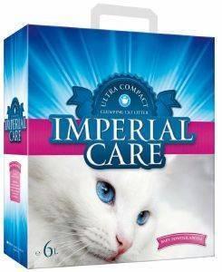 ΑΜΜΟΣ IMPERIAL CARE BABY POWDER 6L pet shop γατα αμμοσ συγκολλητικεσ