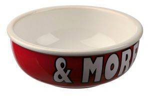 ΠΙΑΤΟ TRIXIE CERAMIC BOWL MILK - MORE (400 ML) pet shop γατα μπολ μπολ