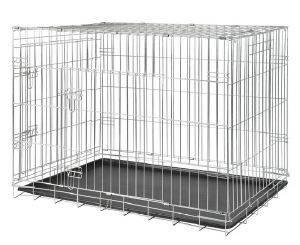 ΚΛΟΥΒΙ ΜΕΤΑΦΟΡΑΣ TRIXIE WIRE 78X62X55CM pet shop σκυλοσ ειδη μεταφορασ κλουβια μεταφορασ
