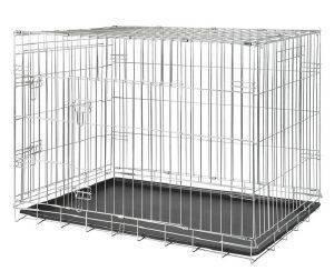 ΚΛΟΥΒΙ ΜΕΤΑΦΟΡΑΣ TRIXIE WIRE 109X79X71CM pet shop σκυλοσ ειδη μεταφορασ κλουβια μεταφορασ